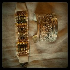 Bracelets Cookie Lee Bracelet never worn! Cuff, never worn, in perfect shape! Cookie Lee and unknown  Jewelry Bracelets