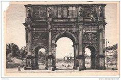 Italia 1939. Cartolina Di  ROMA  -  Arco Di Costantino.