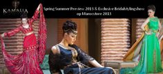Guest of honour:    Kamalia Creations  Spring Summer Preview 2013  &  Exclusive Bridalstylingshow
