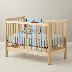 Andersen Crib in Maple