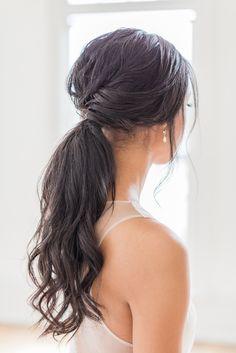 Timeless Wedding Hair and Makeup Looks You'll Love Forever Hair And Makeup Artist, Hair Makeup, Makeup Artists, Flower Girl Hairstyles, Wedding Hairstyles For Long Hair, Wedding Hair And Makeup, Bridal Makeup, Wedding Braids, Lots Of Makeup