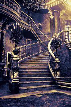 Candelabra Staircase