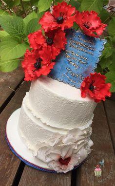 In Their Honor.... - Cake by Reva Alexander-Hawk