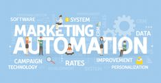 An Article describes the various aspects of marketing automation in future. It also projects that email marketing is the future of marketing automation Future Of Marketing, What Is Marketing, Marketing Process, Marketing Data, Multi Level Marketing, Sales And Marketing, Inbound Marketing, Marketing Digital, Marketing Branding