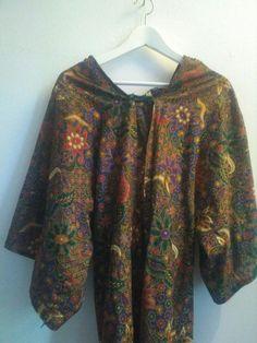 Kimono zupánek s velkou kapucou