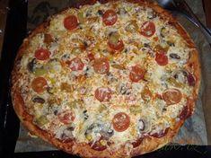 Picture of Recept - Pravá italská pizza pro každého