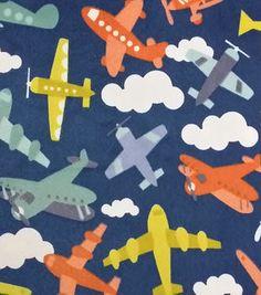 Soft N Comfy Fabric Planes