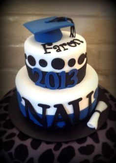 high school graduation cake ideas | Found on Uploaded by user