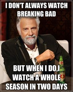 love Breaking Bad