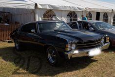 Chevrolet Chevelle #USCarTreffenBadBerka2014