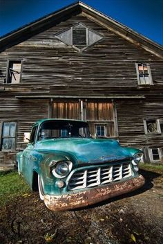 used Rat Rod Pickup Truck .. 1956 Chevy