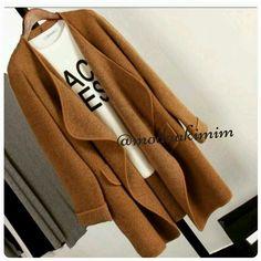 Kaşe Ceket | modaakimi.com