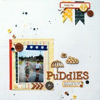 A Project by debduty from our Scrapbooking Gallery originally submitted 05/23/13 at 08:11 AM