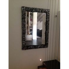 Frame design WROUGHT IRON for mirror or photos with or without LED. Customize creations. 850