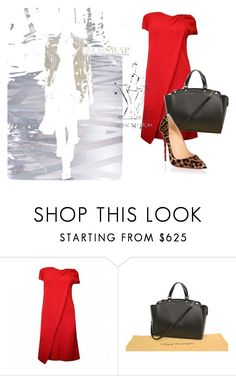 """""""LV & SnobSwap"""" by ical-rox ❤ liked on Polyvore featuring Louis Vuitton, Christian Louboutin, SnobSwap, ical and louisvuittoncontest"""