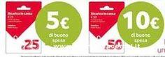 Carrefour buono spesa Vodafone - DimmiCosaCerchi.it
