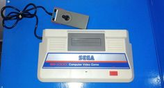 Sega sg-1000 console