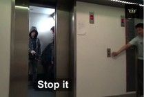 'Star Wars' themed elevator prank uses the force to annoy college students - Omaha Comedy   Examiner.com