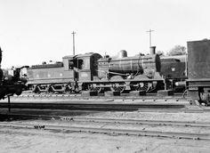 NWR (North Western Railways) Rawalpindi, Pakistan (British India).