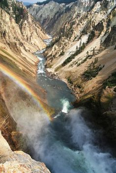 Yellowstone National Park: Grand Canyon (not THE other grand canyon)