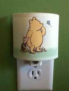 classic pooh night light   eBay