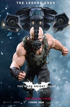 THE DARK KNIGHT RISES - New Series of PromoPosters - News - GeekTyrant