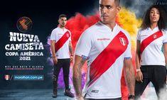 Peru 2021 Copa América Home and Away Kits