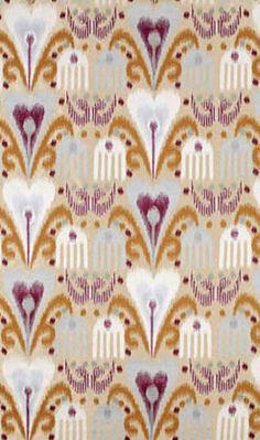 Ellora from osborne and little fabrics - cushion Osborne And Little Wallpaper, Cool Wallpaper, Textile Patterns, Print Patterns, Textiles, Textile Texture, Cushion Fabric, Home Textile, Surface Design