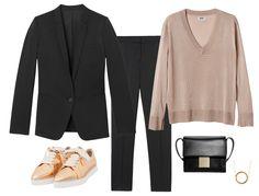 classsic suit