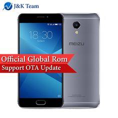 """Global Firmware Meizu M5 Note 3GB 16GB OTA update 4G LTE smartphone 4000mAh Helio P20 Octa Core1.8GHz FingerPrint 5.5"""" 1920*1080 US $136.79 - 142.49/ piece Brand Name:Meizu Shipping: US $17.26 #Meizu #popular #mobile #phones #useful"""