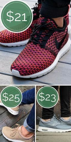 hot sale online c0af8 0f7fd Nike Sale Happening Now! Shop brand new Nike shoes at up to 70% off