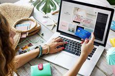 Zweistelliges Umsatzwachstum für Online-Shops in Deutschland - Online Shopping, Online Shops, Shopping Hacks, Store Online, Slimming World, Grease, Phillip Lim, Los Millennials, Branded Caps