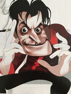 Charlie Sheen by Andre Carrilho