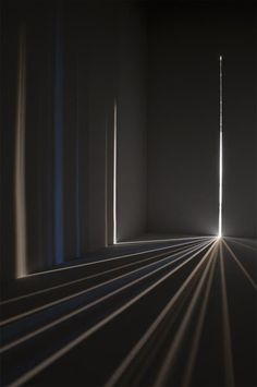Chris Fraser Light installation #LightArt #Art #Lighting