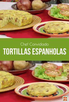 O chef espanhol Nando Lancho trouxe a receita dessa comida típica de seu país. O mais legal de tudo é que é possível preparar com o ingrediente que você mais gosta!