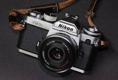 Nikon FM3A... maybe one day...