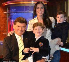 Fox News anchor Bret Baier takes time off for son's heart surgery Christian Soldiers, Fox News Anchors, Megyn Kelly, Fox News Channel, New Fox, New Haircuts, Fake News, Thank God, Bullshit