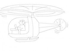 helicopter trace worksheet