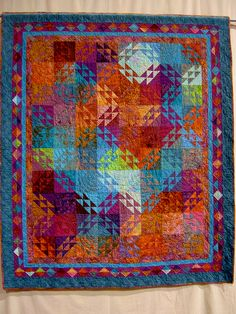 Prayer for the Journey by jlapac, via Flickr;  looks like Corn & Beans pattern.