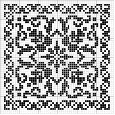 Square ornament free patterns