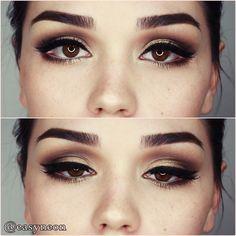 Date Night Hair, Makeup & Outfit! - Makeup Geek