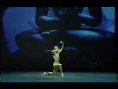 Ángel Corella :: La Bayadère: Bronze Idol Variation http://www.youtube.com/watch?v=pLMGgnBttGc http://en.wikipedia.org/wiki/Angel_Corella