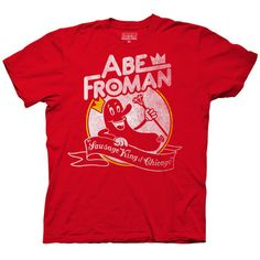 Ripple Junction: Abe Froman Tee, at 24% off!