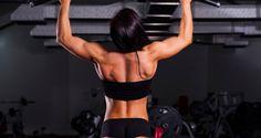 Programme dos et épaules pour femme
