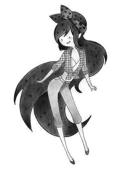 Marceline- going to draw this :)