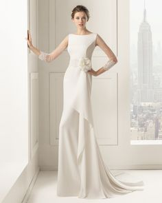"Rosa Clara ""SAETA"" Bridal Collection 2015"