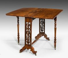 19th Century Rosewood Sutherland Table (Ref No. 5830) - Windsor House Antiques