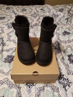 849eff267 SKU   NEW KID S UGG boot. New Treadlite by UGG™ outsole provides increased  traction