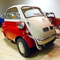Micro Car: BMW Isetta