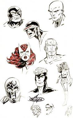 John Byrne - X-Men